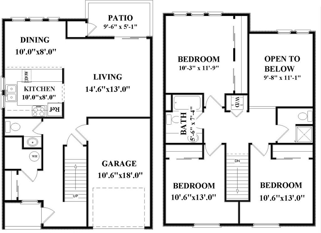 3 Bedrooms 3 Bathrooms Apartment for rent at Westwood Village in Ames, IA
