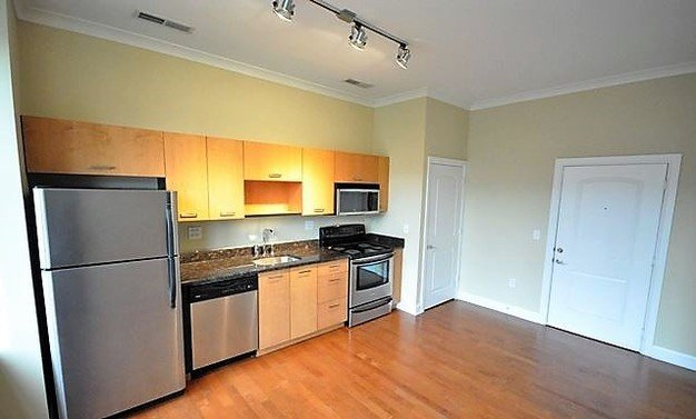 1 Bedroom 1 Bathroom Apartment for rent at The Jeffrey in Columbus, OH