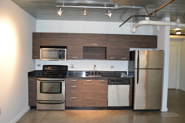 2 Bedrooms 3 Bathrooms Apartment for rent at The Metal Works in Columbus, OH
