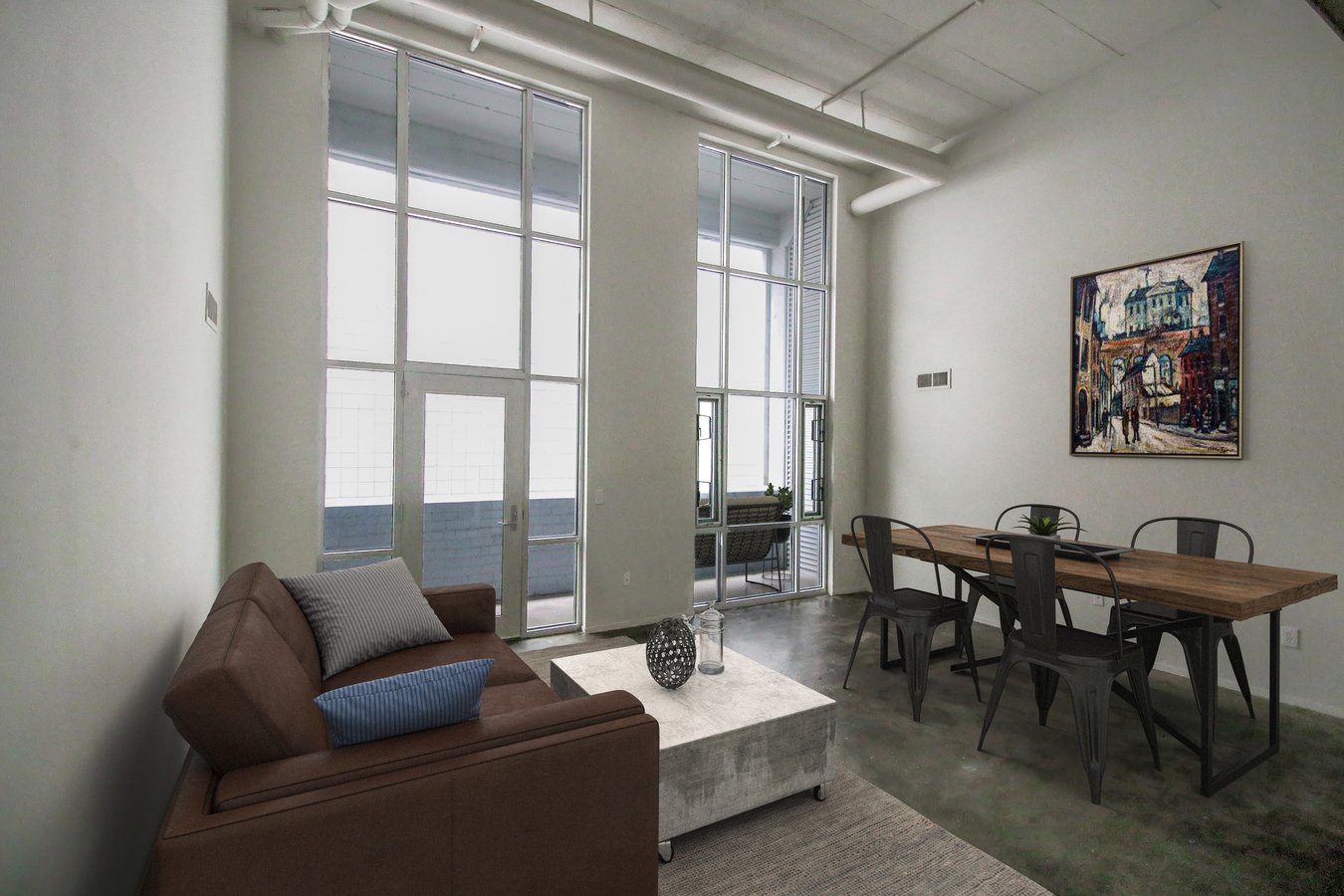 2 Bedrooms 1 Bathroom Apartment for rent at Sixty Spring in Columbus, OH