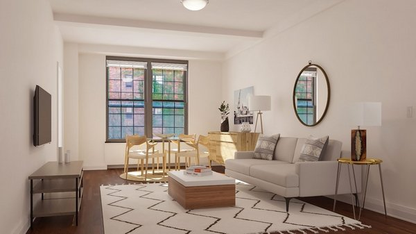 1 Bedroom 1 Bathroom Apartment for rent at London Terrace Gardens in New York City, NY