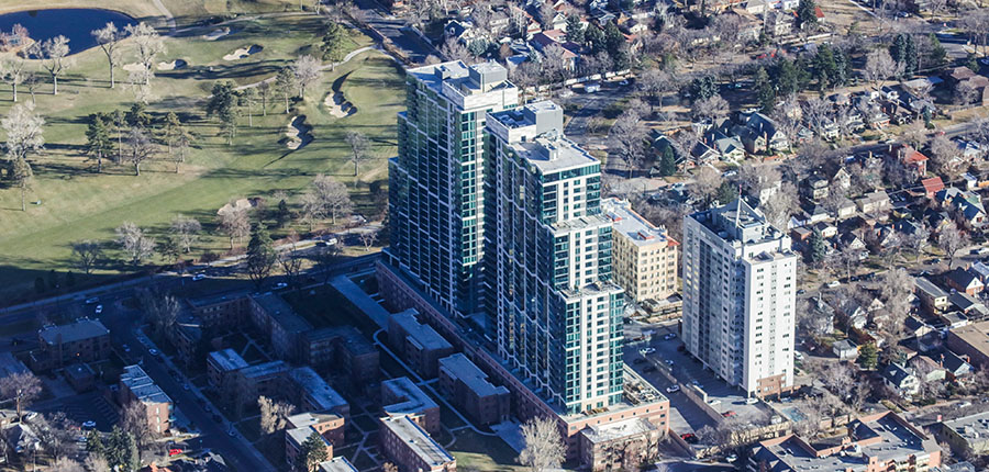 Country Club Towers Il & Ill