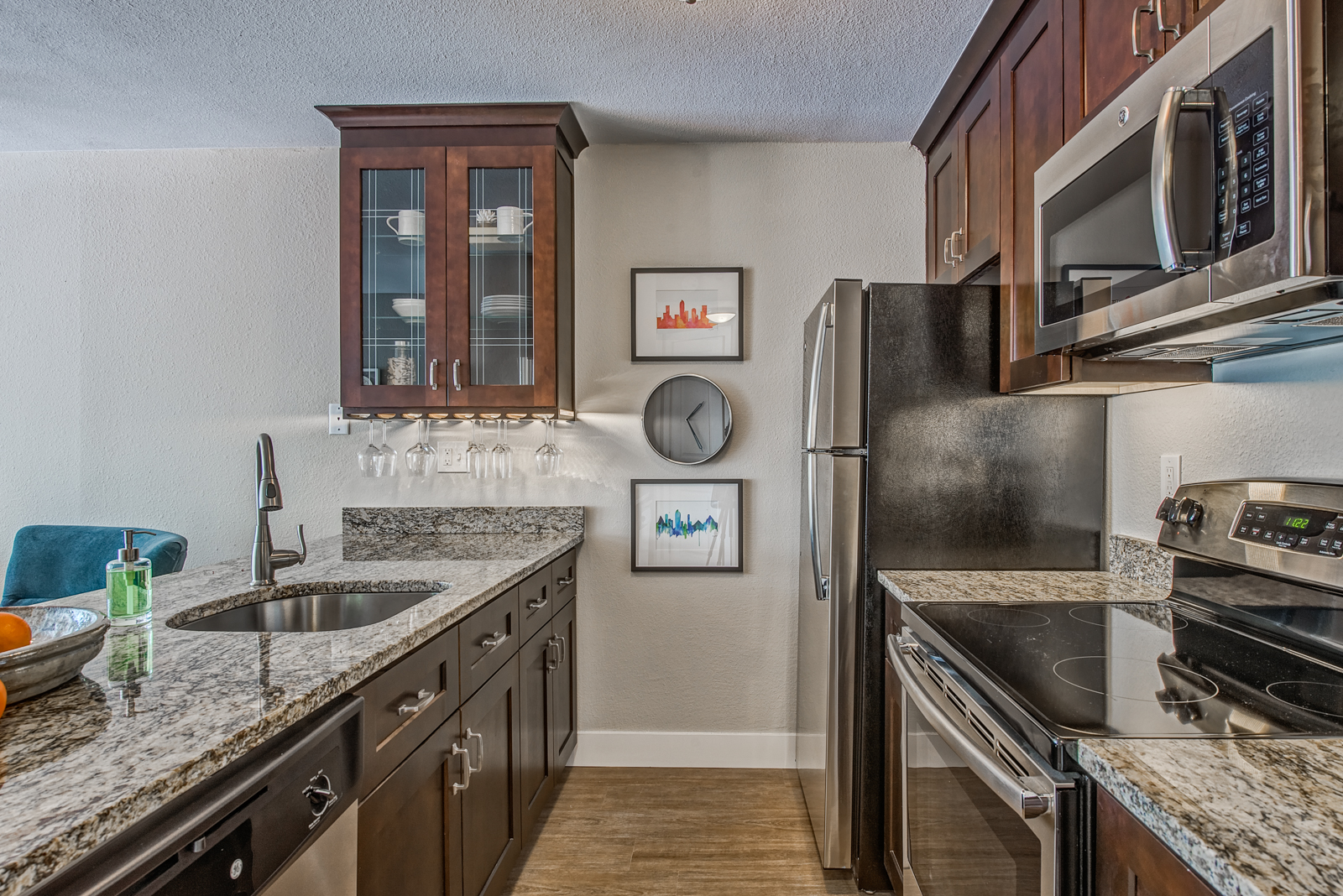 Country Club Towers Apartments rental