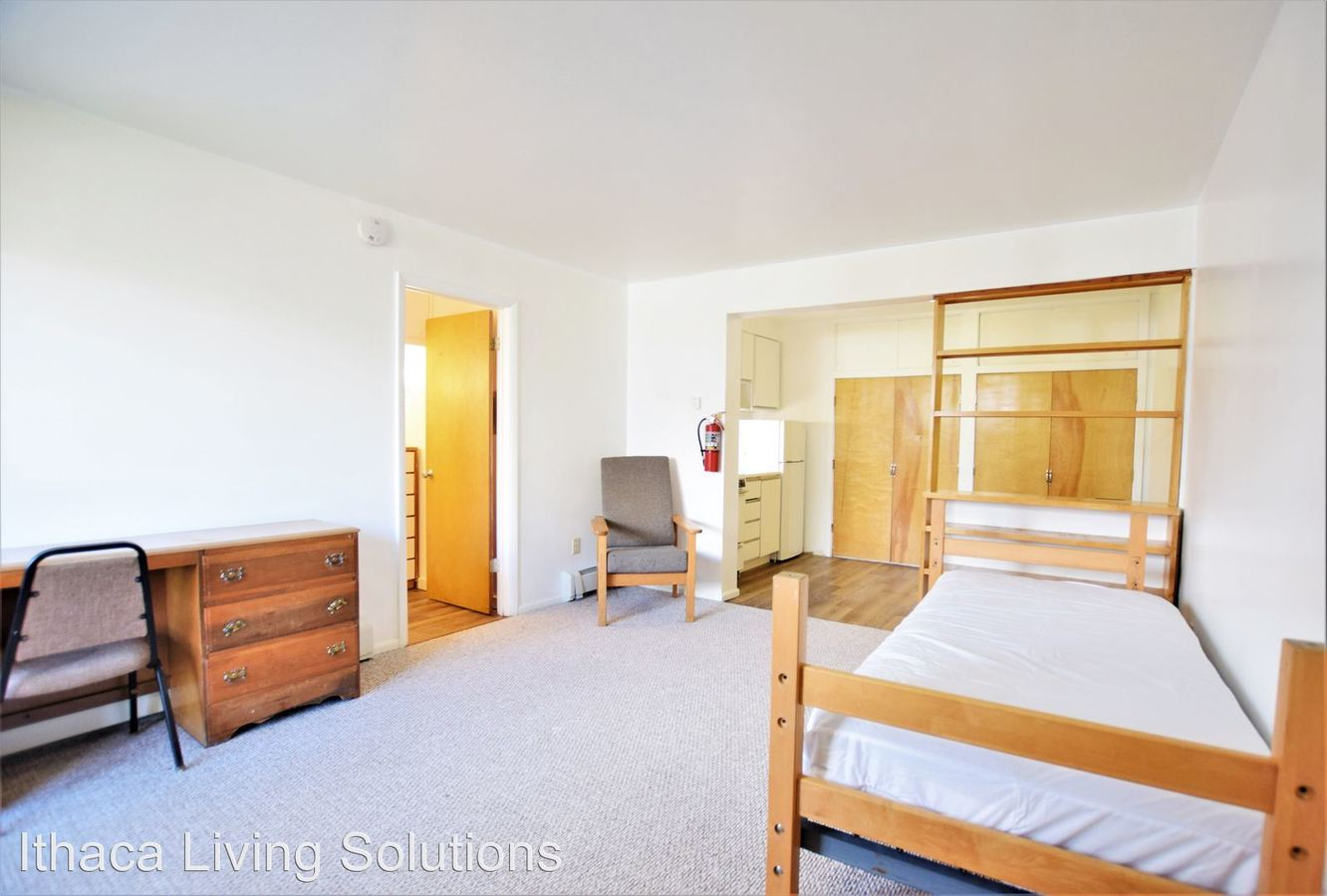 Studio 1 Bathroom Apartment for rent at Coddington And Hudson Pl in Ithaca, NY