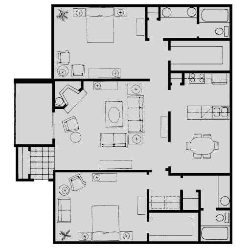 Woodlake Oaks Apartments