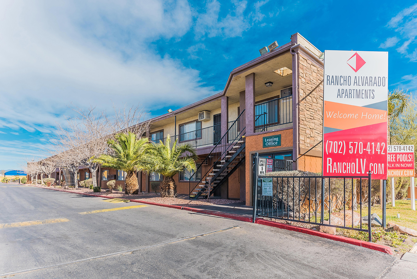Rancho Alvarado Apartments rental