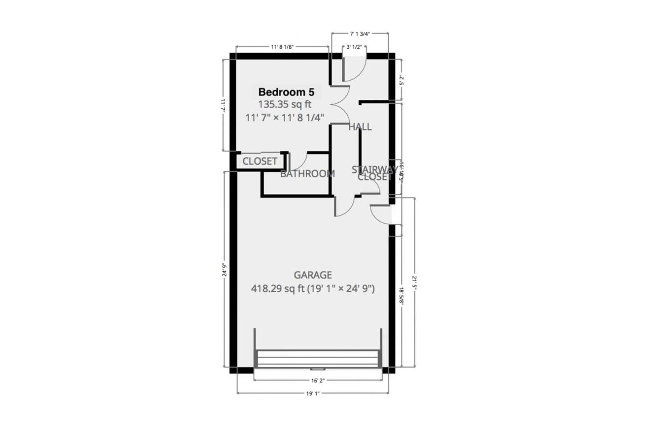 1 Bedroom 1 Bathroom House for rent at 417 Gene Ct in Palo Alto, CA