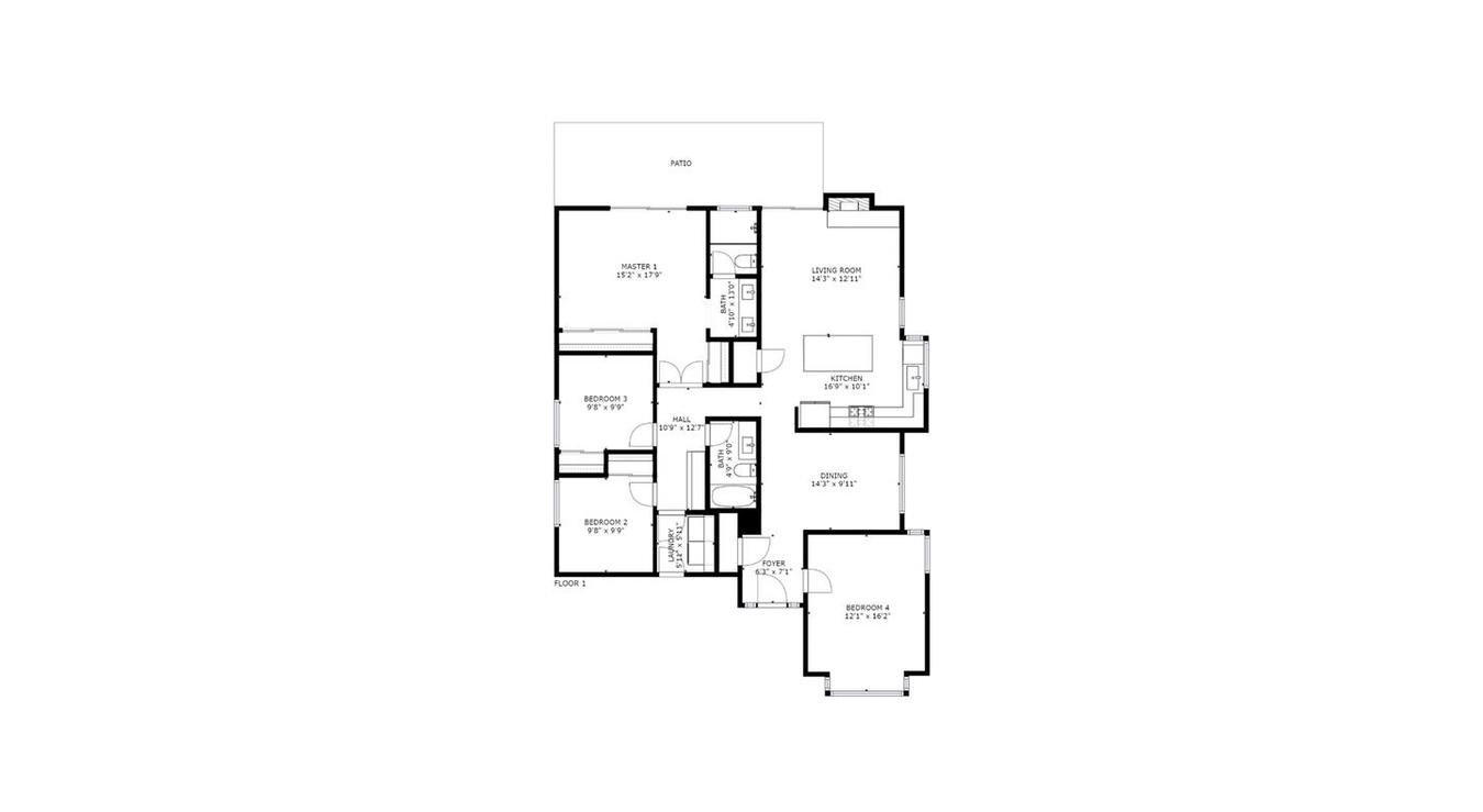 1 Bedroom 1 Bathroom House for rent at 13158 Russet Leaf Lane in San Diego, CA