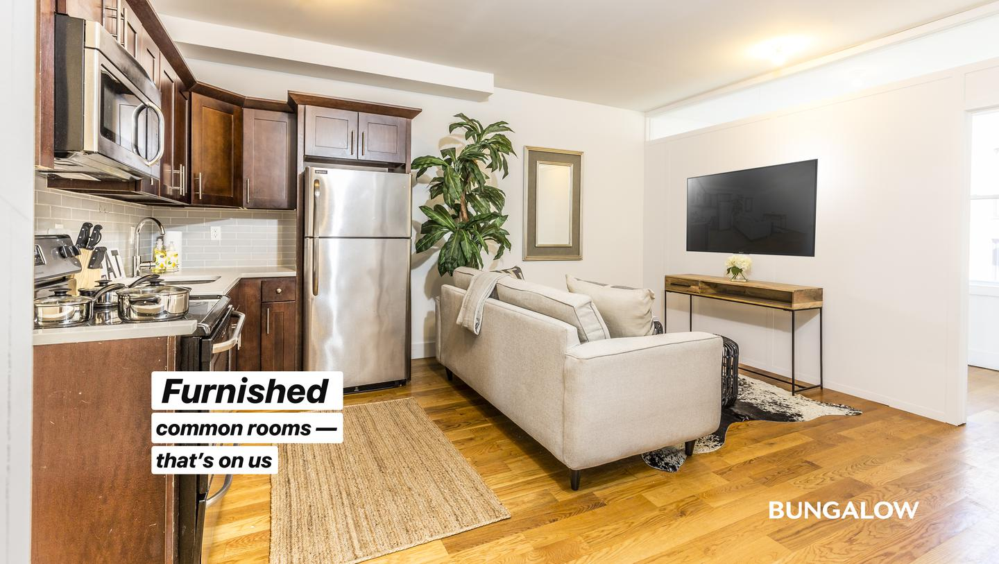 Private Bedroom in Sunny Williamsburg Duplex With Spacious Backyard photo