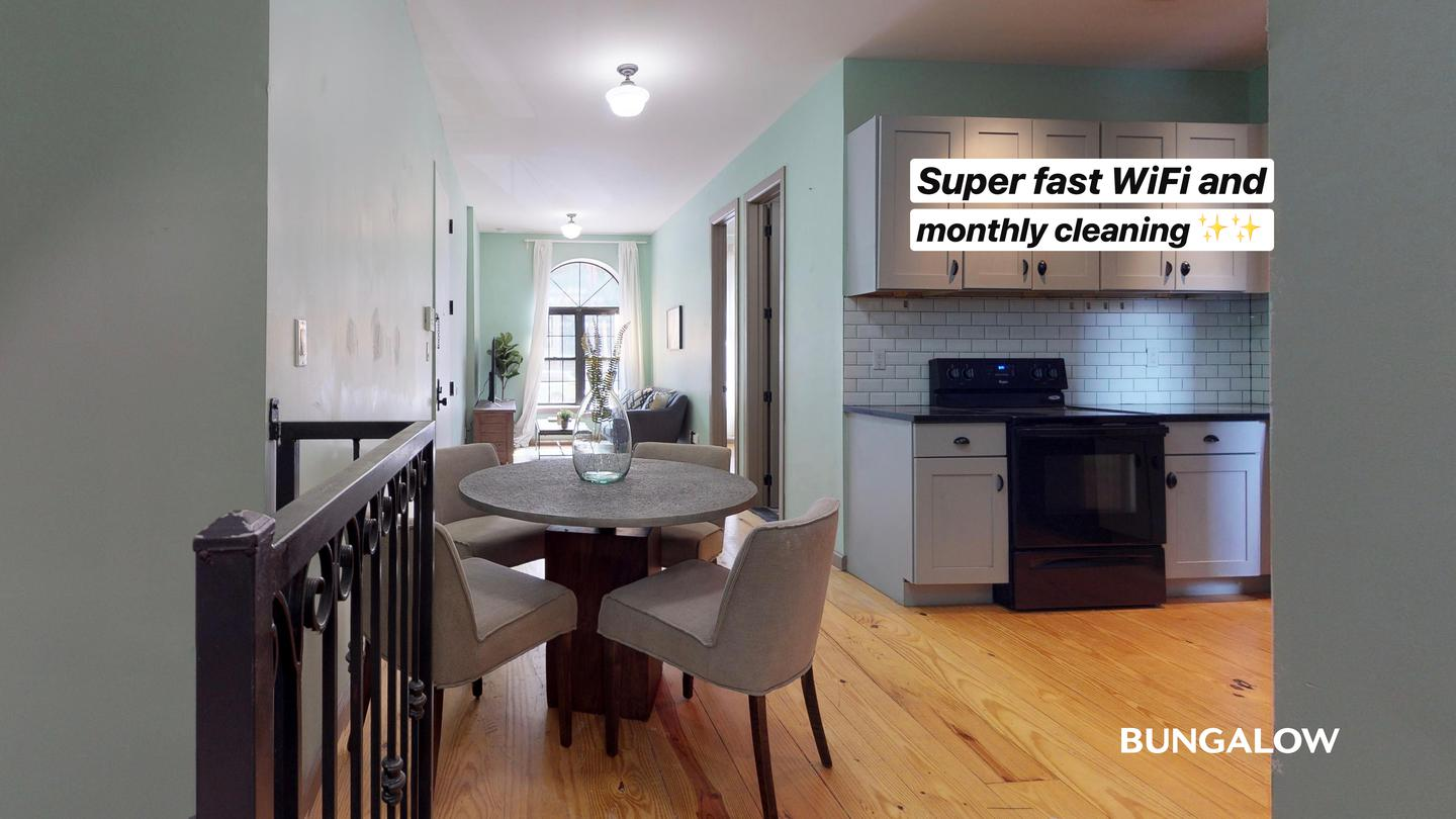 Room In Lively Harlem Duplex Near The Subway rental