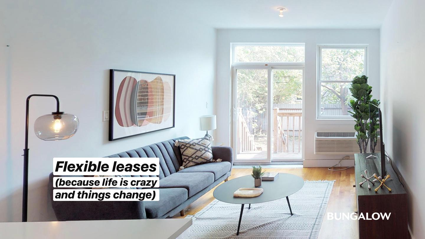 Private Room in Classic Williamsburg Unit With a Beautiful Backyard photo