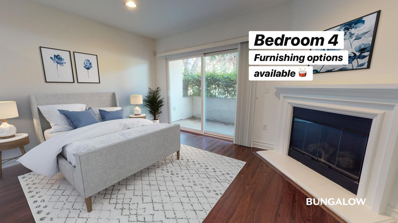Private Bedroom In Luxury West La Apartment With Balcony Access Apartments  Los Angeles, CA