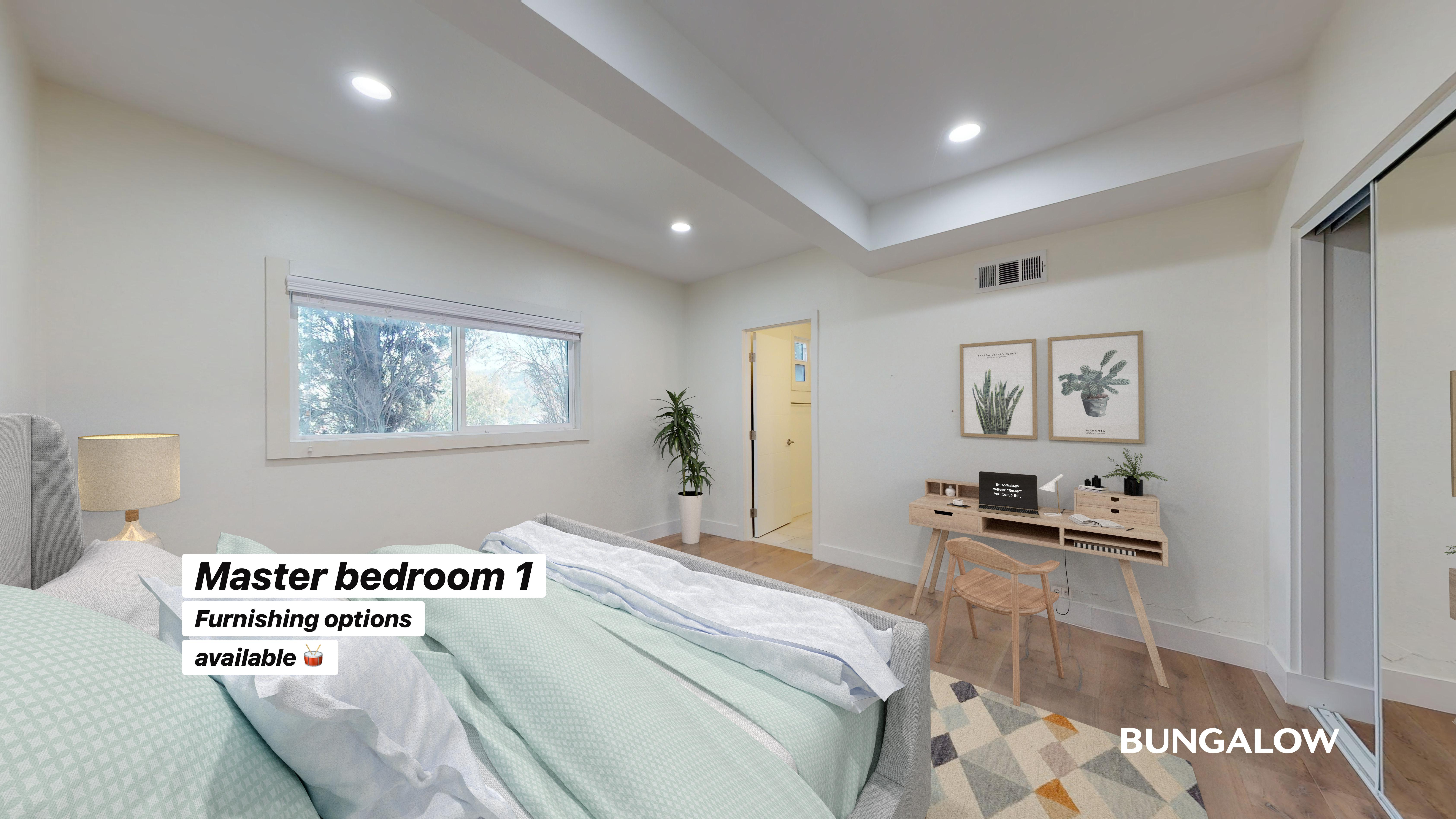 Private Room In Spacious Glassell Park Home With Amazing City Views for rent