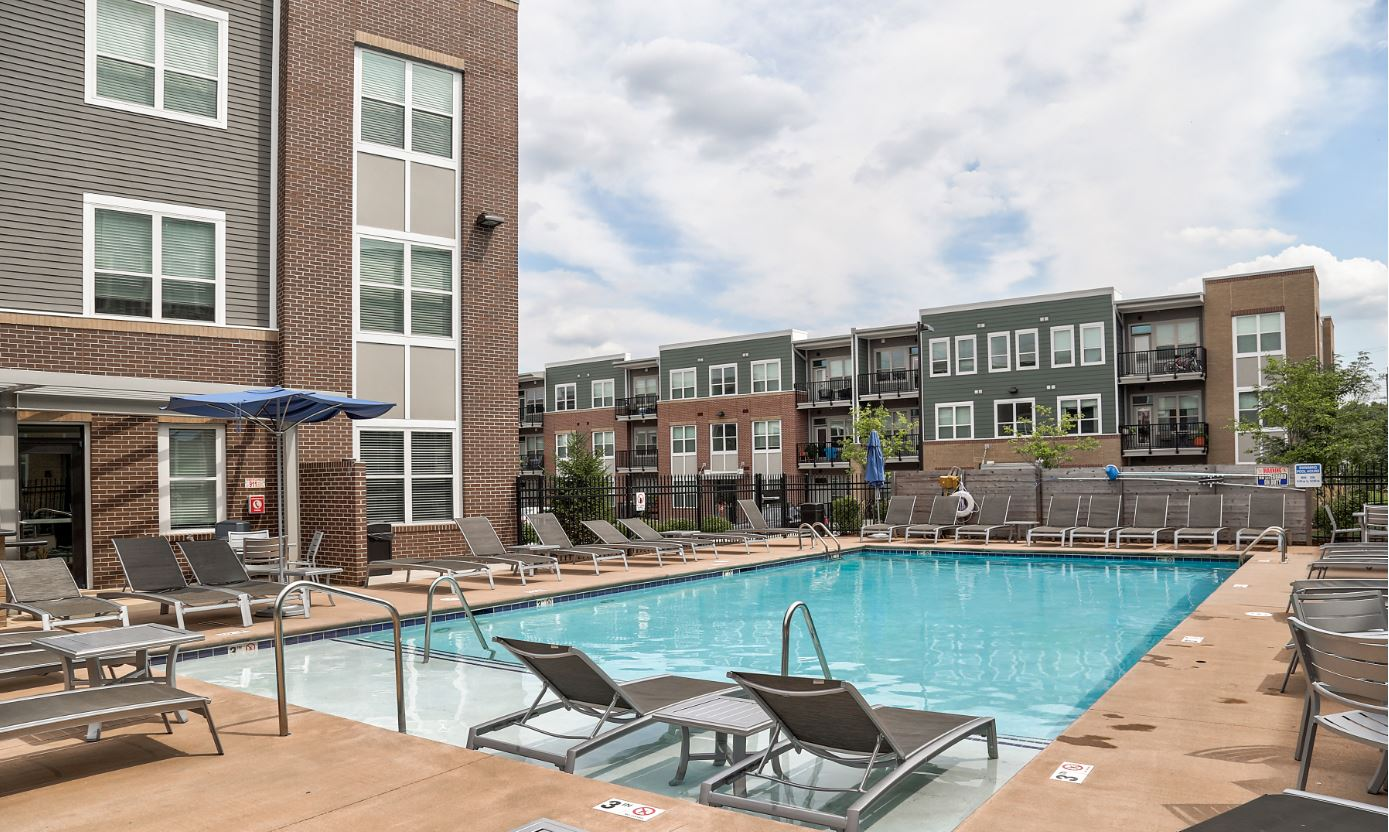 Heritage at Oakley Square for rent