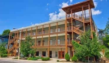 Scholar's Rooftop Apartment for rent in Bloomington, IN
