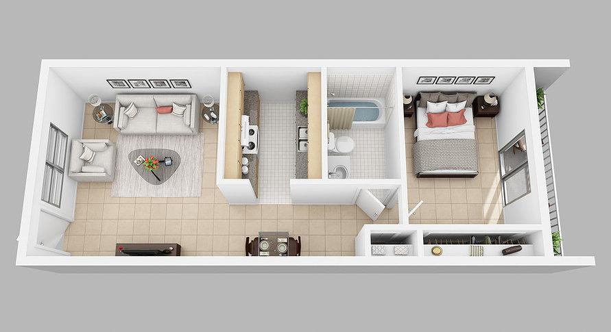 New Castle Lake Apartments