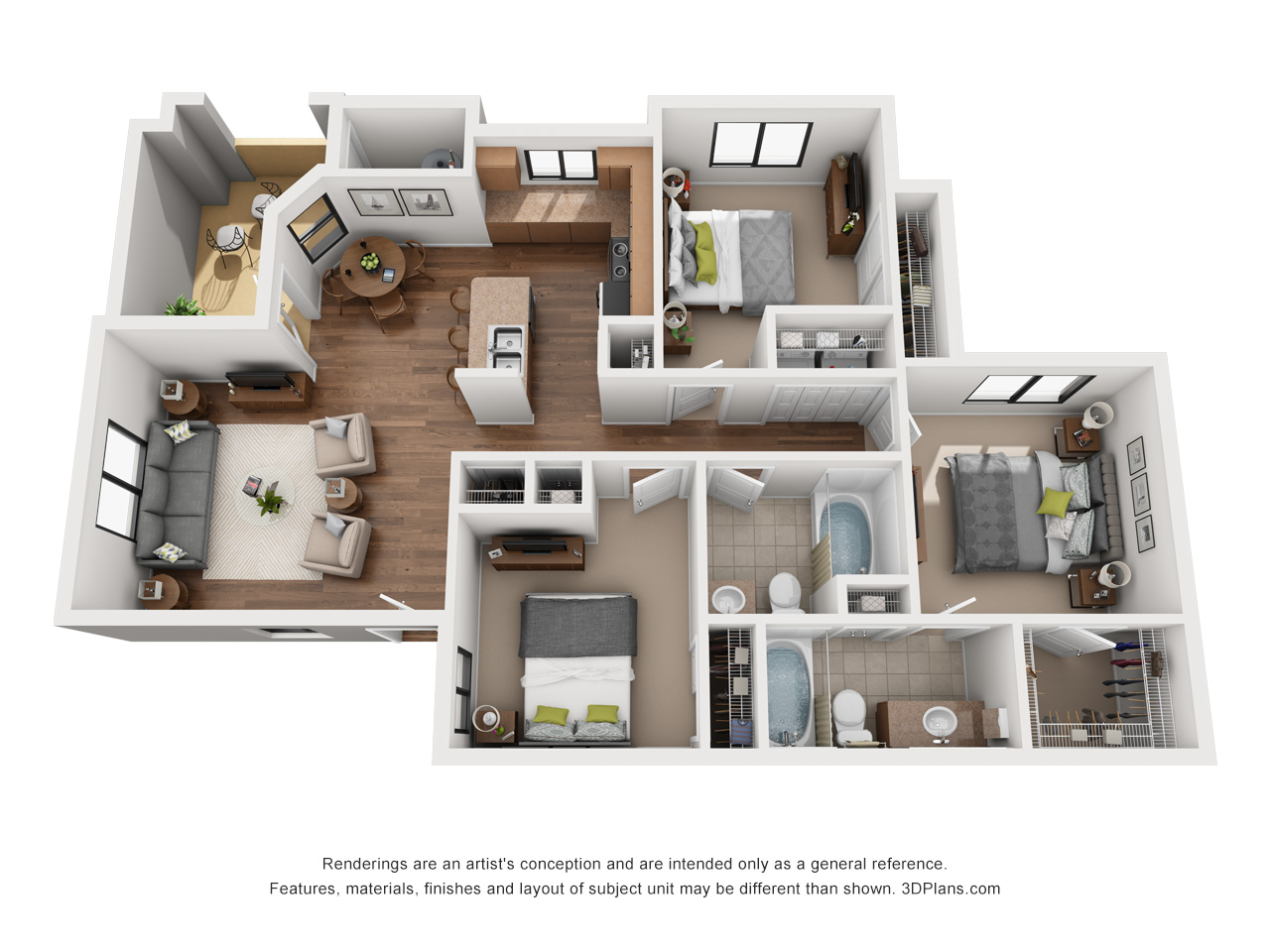 Versante Apartment Homes