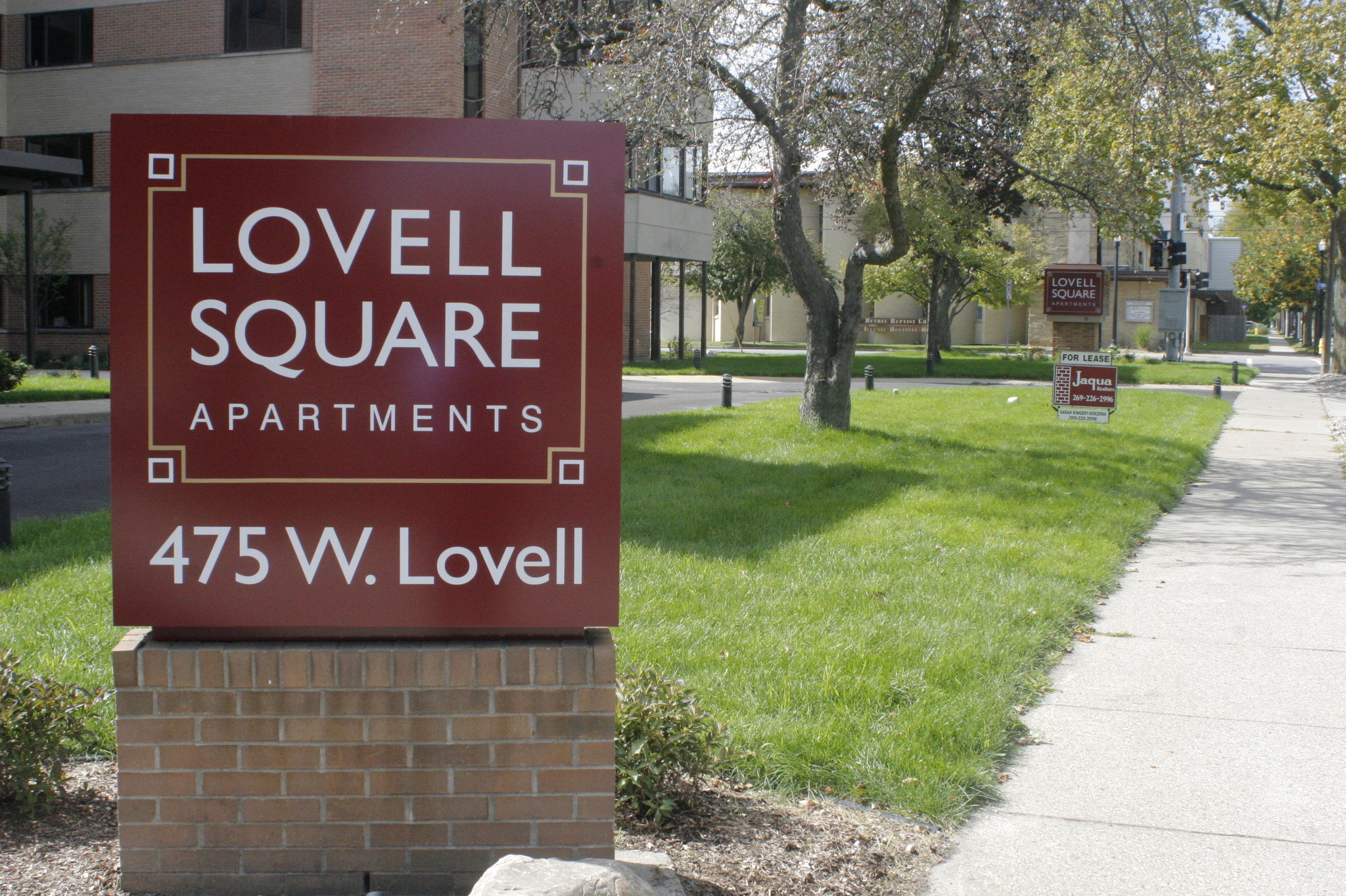 Lovell Square