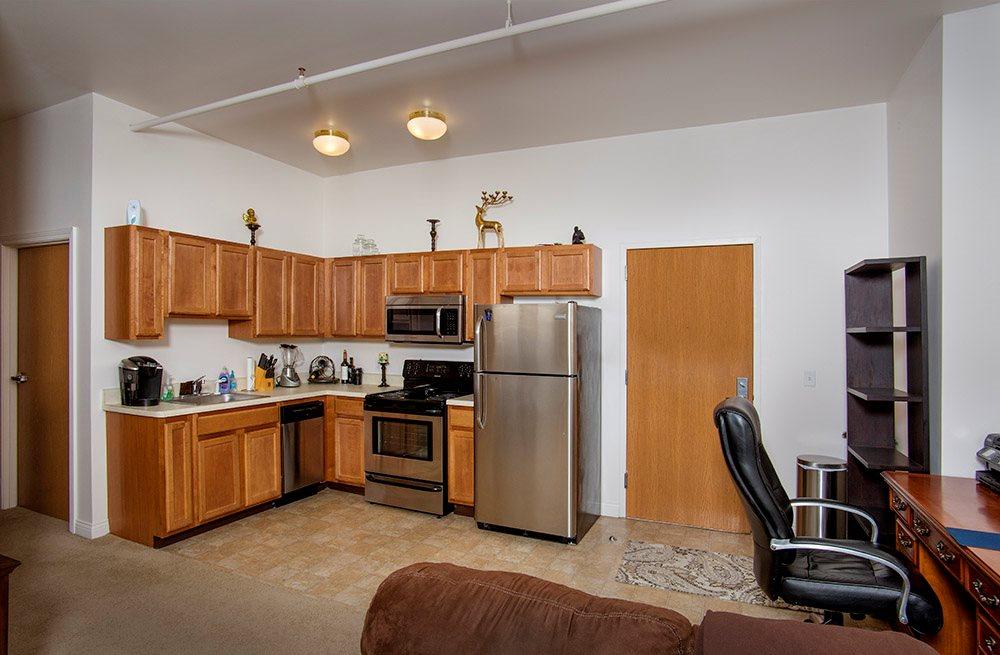 The Lofts at 5 Lyon rental