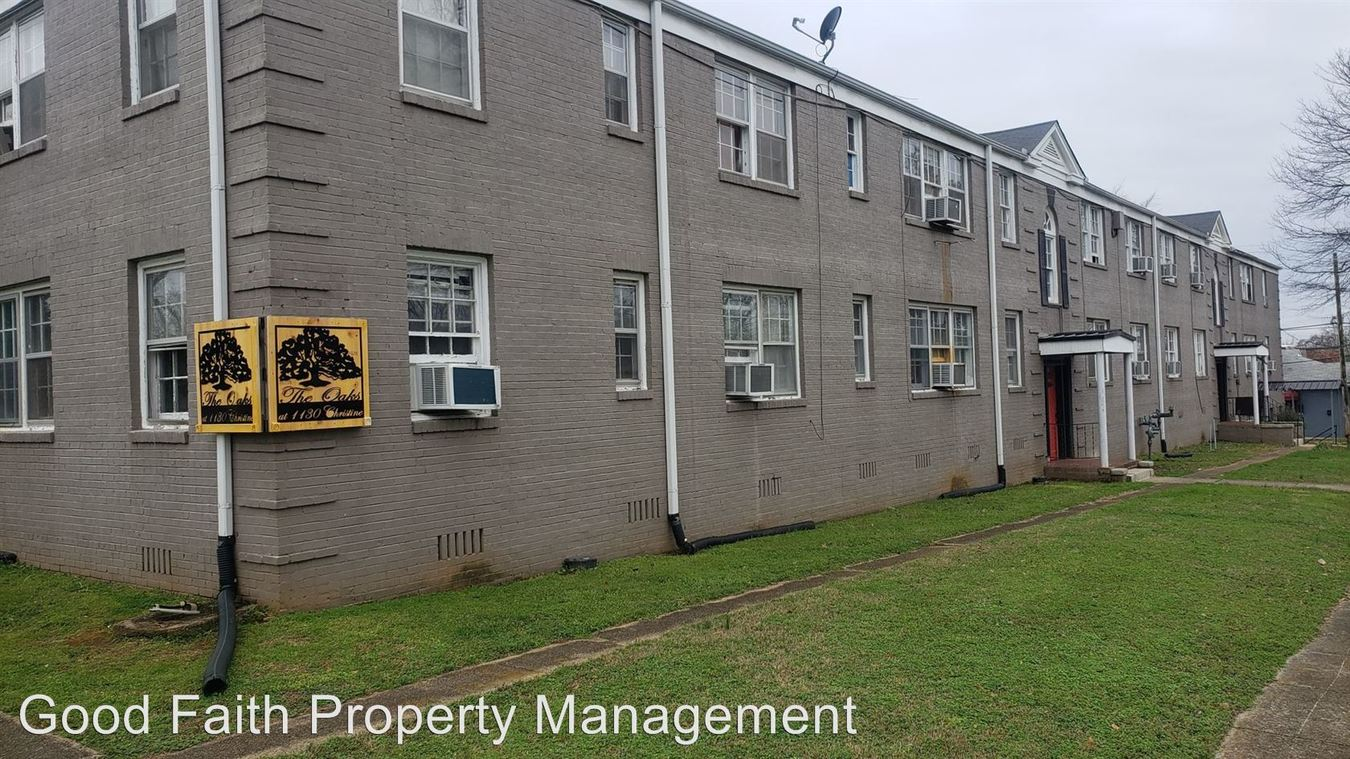 1 Bedroom 1 Bathroom Apartment for rent at 1130 Christine Aveue in Anniston, AL
