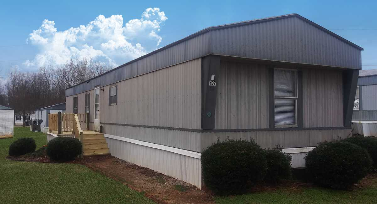 Studio 1 Bathroom House for rent at Payne Creek Mhc in Russellville, AL