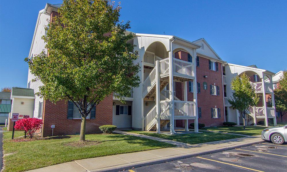 Steeplechase Apartments