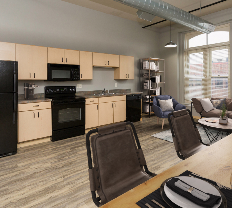 Apartments Near DMACC Court Avenue Lofts for Des Moines Area Community College Students in Des Moines, IA