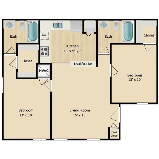 Coachman Club Apartments