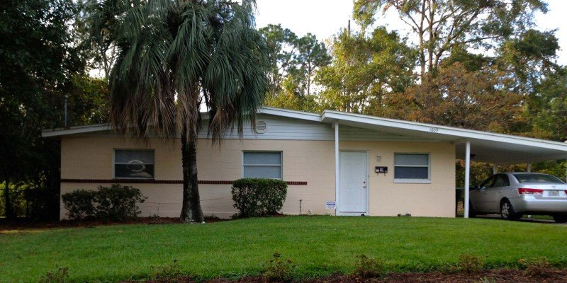 2 Bedrooms 1 Bathroom House for rent at Stadium Houses Airport Drive in Tallahassee, FL