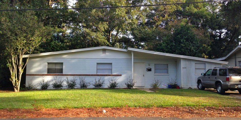 4 Bedrooms 1 Bathroom House for rent at Stadium Houses Airport Drive in Tallahassee, FL