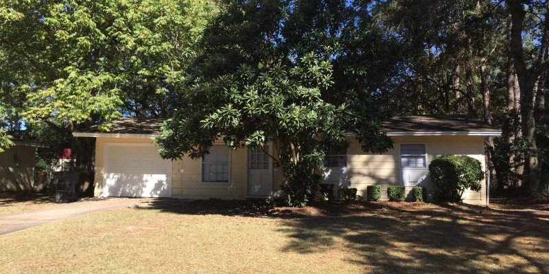 2 Bedrooms 1 Bathroom House for rent at Melanie Houses 1 in Tallahassee, FL