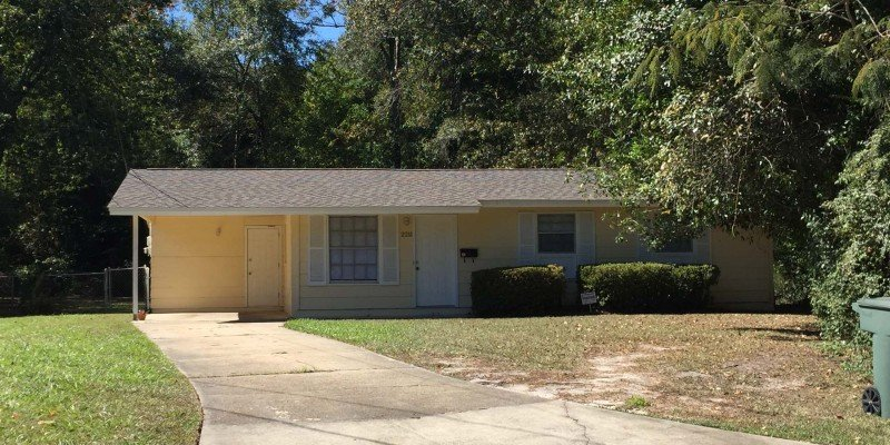 2 Bedrooms 1 Bathroom House for rent at Melanie Houses 3 in Tallahassee, FL