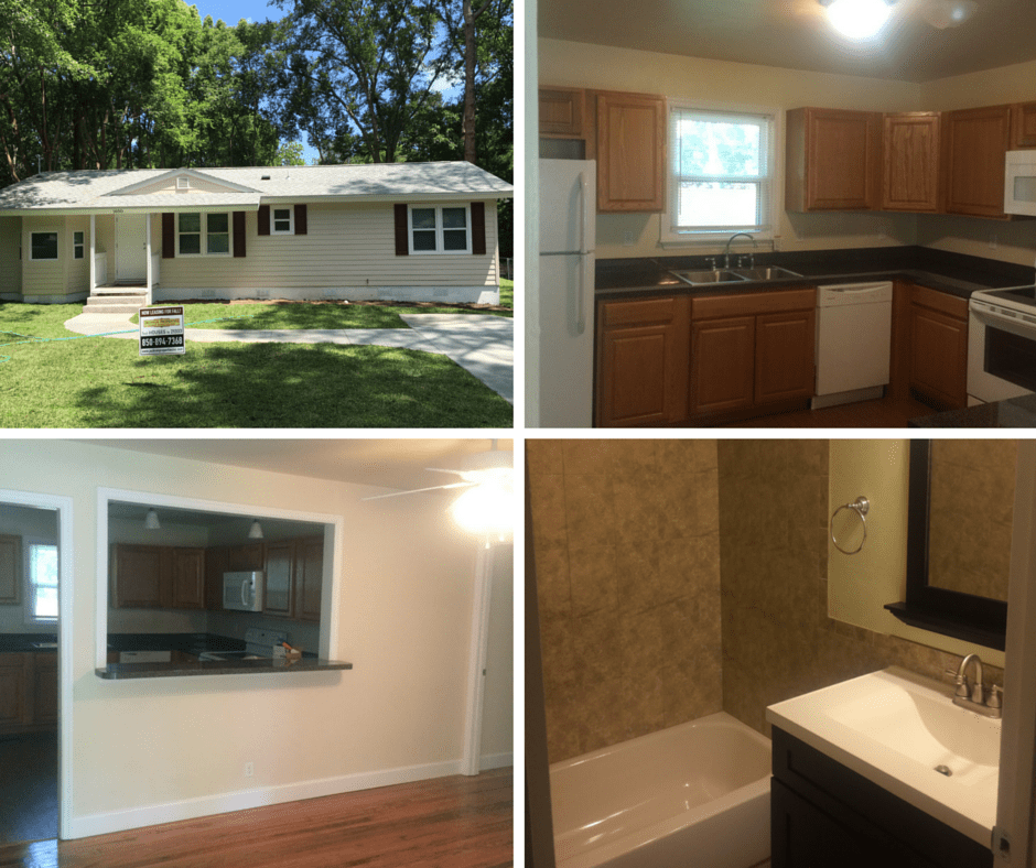 4 Bedrooms 2 Bathrooms House for rent at Mayhew Houses 1 in Tallahassee, FL