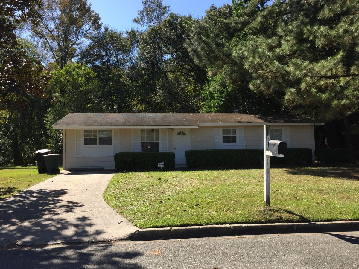 3 Bedrooms 2 Bathrooms House for rent at Melanie Houses 3 in Tallahassee, FL