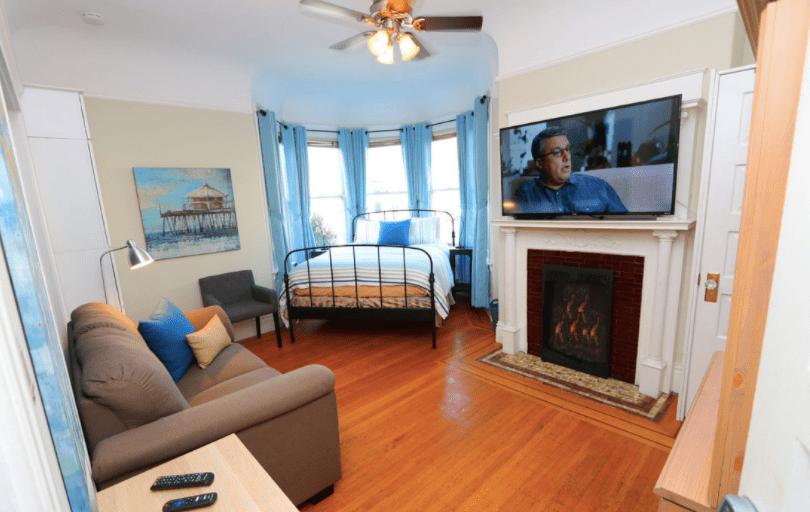 1 Bedroom 1 Bathroom Apartment for rent at 124 Fillmore St in San Francisco, CA