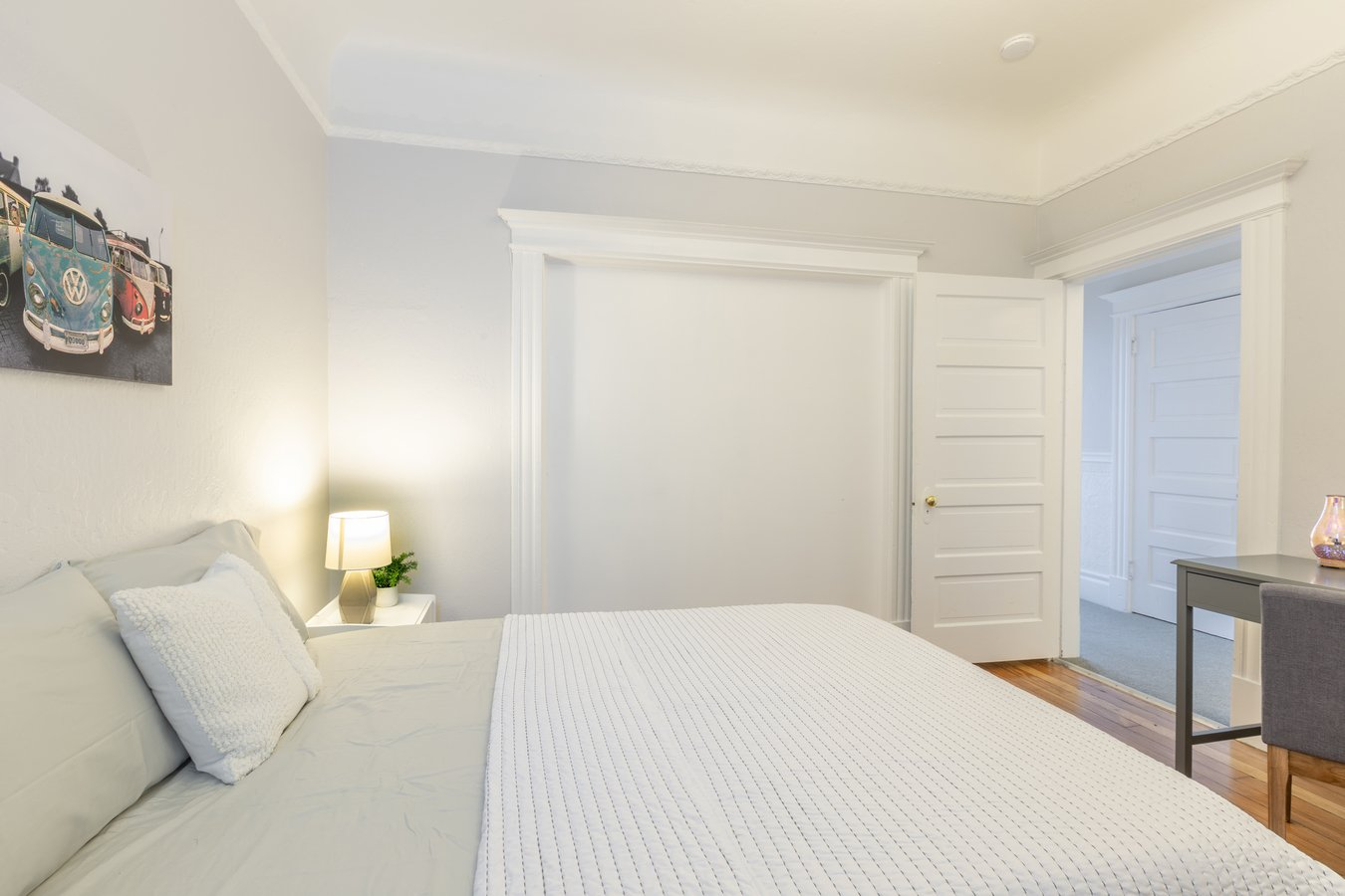 Studio 1 Bathroom House for rent at Ashbury St & Haight St Coliving in San Francisco, CA