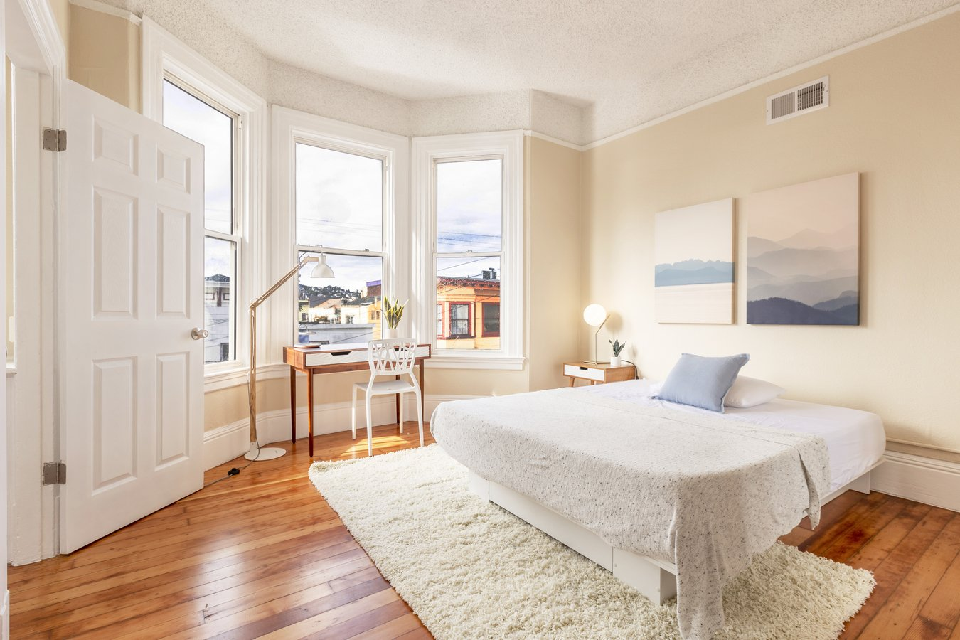1 Bedroom 1 Bathroom Apartment for rent at 24Th St & Alabama St Coliving in San Francisco, CA