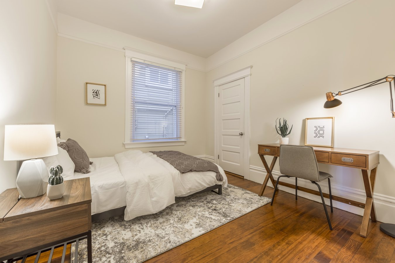 Studio 1 Bathroom House for rent at S Van Ness Ave & 14Th St Coliving in San Francisco, CA