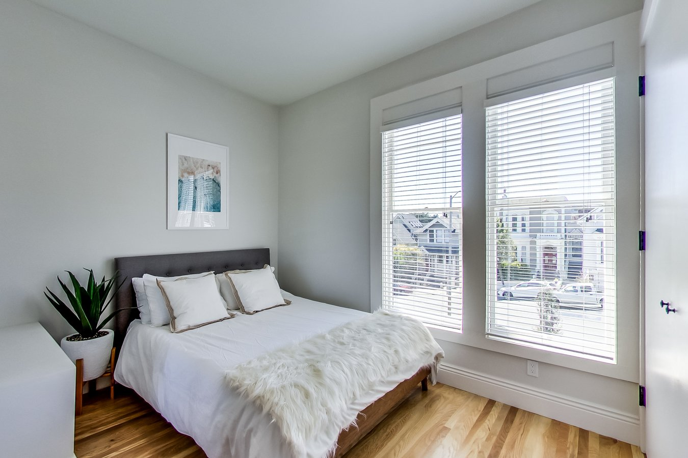 1 Bedroom 1 Bathroom Apartment for rent at Bush St & Presidio Ave Coliving in San Francisco, CA