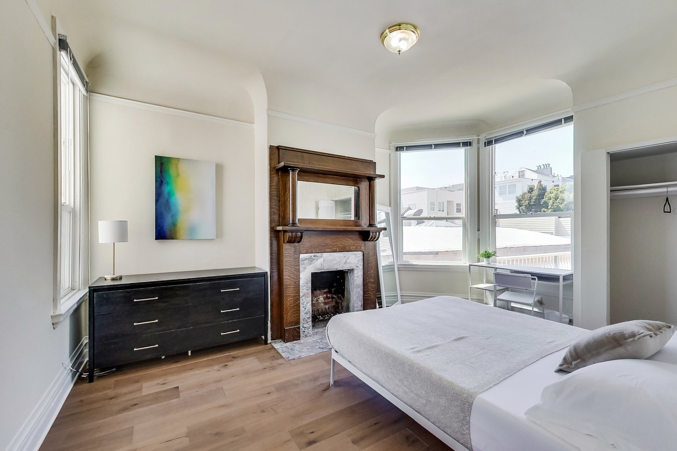 1 Bedroom 1 Bathroom House for rent at Mcallister St & Central Ave Coliving in San Francisco, CA