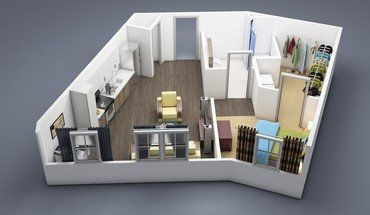 Similar Apartment At The Brady