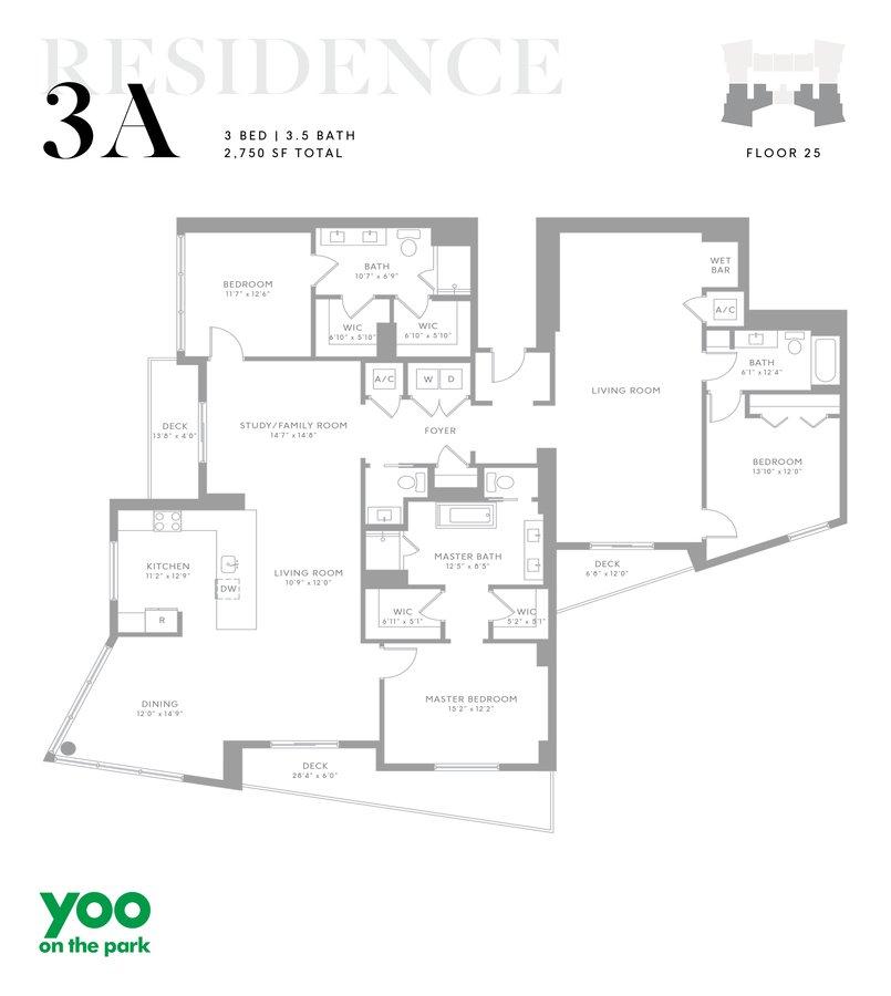 Yoo On The Park Apartments Atlanta, GA