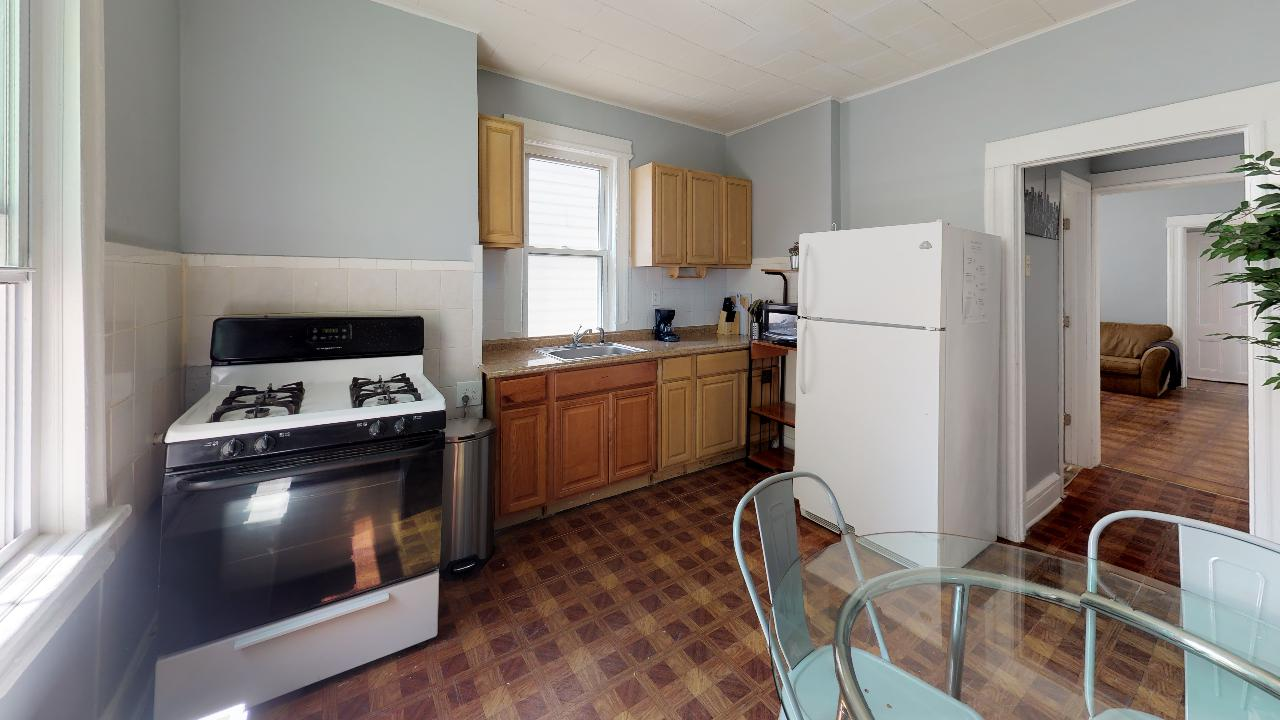 Live at Private Room In Multi-bedroom Jersey City Coliving, Flexible Lease Length