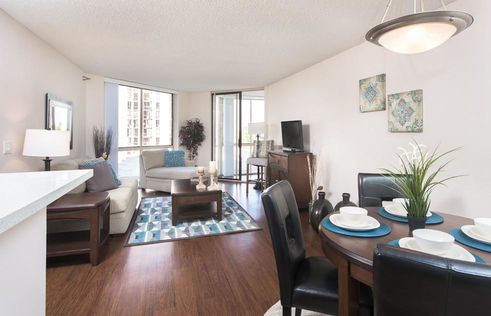 Promenade Towers for rent